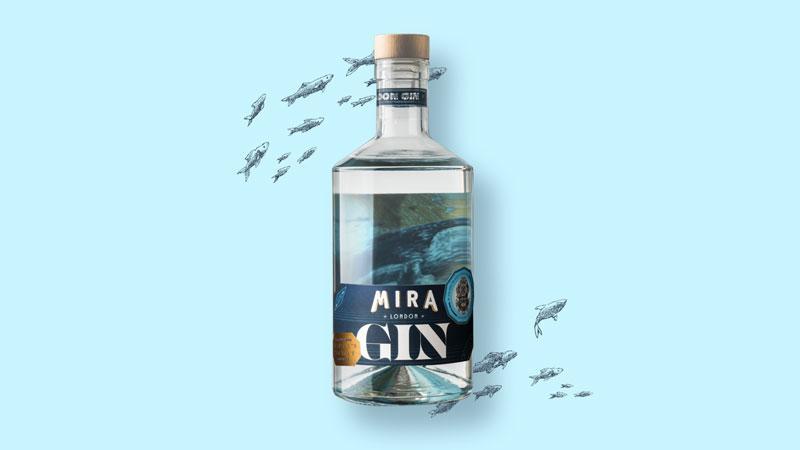 London Gin by Mira